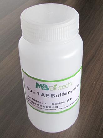 50×TAE电泳缓冲液  数量:大量分类:自主开发产品  点击数:     产品 介绍  用于DNA琼脂糖电泳使用。